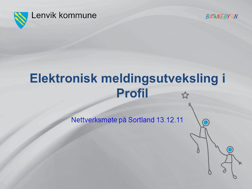 Nettverksmøte på Sortland 13.12.11