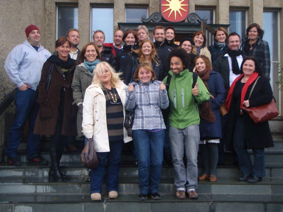 Nøkkeltall 2009: År Antall ungdommer Antall koordinatorer