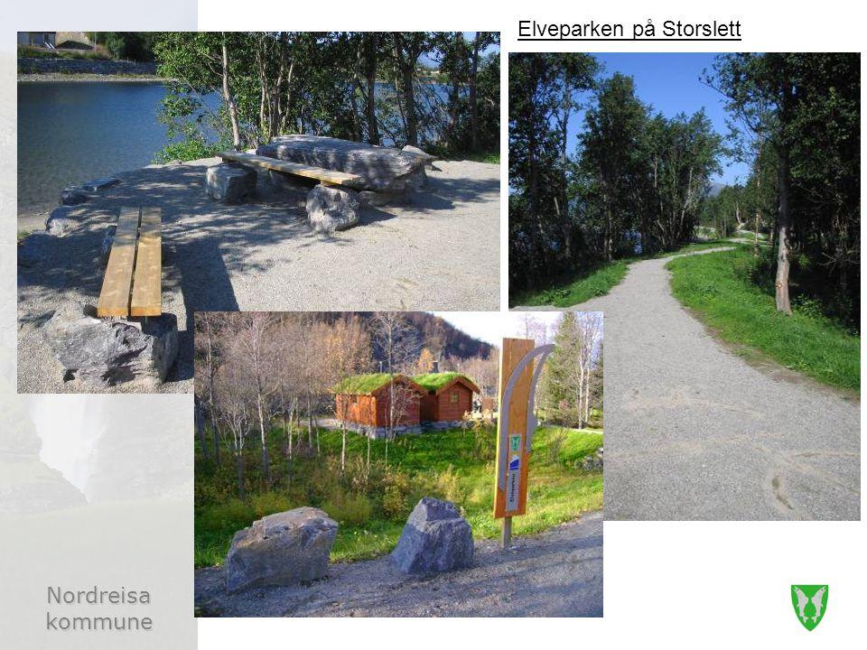 Elveparken på Storslett