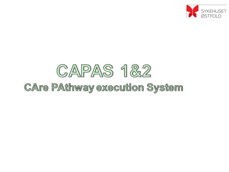 CAre PAthway execution System