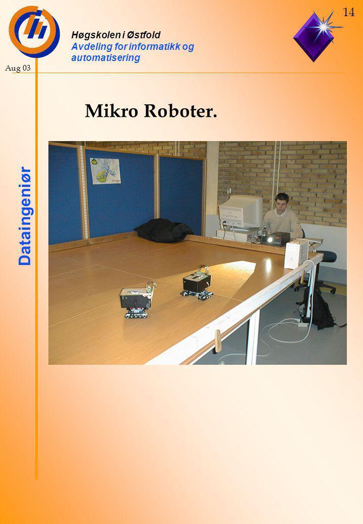 Mikro Roboter.
