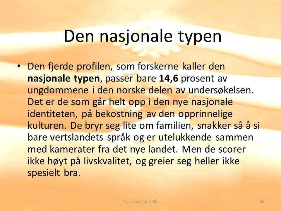 Den nasjonale typen