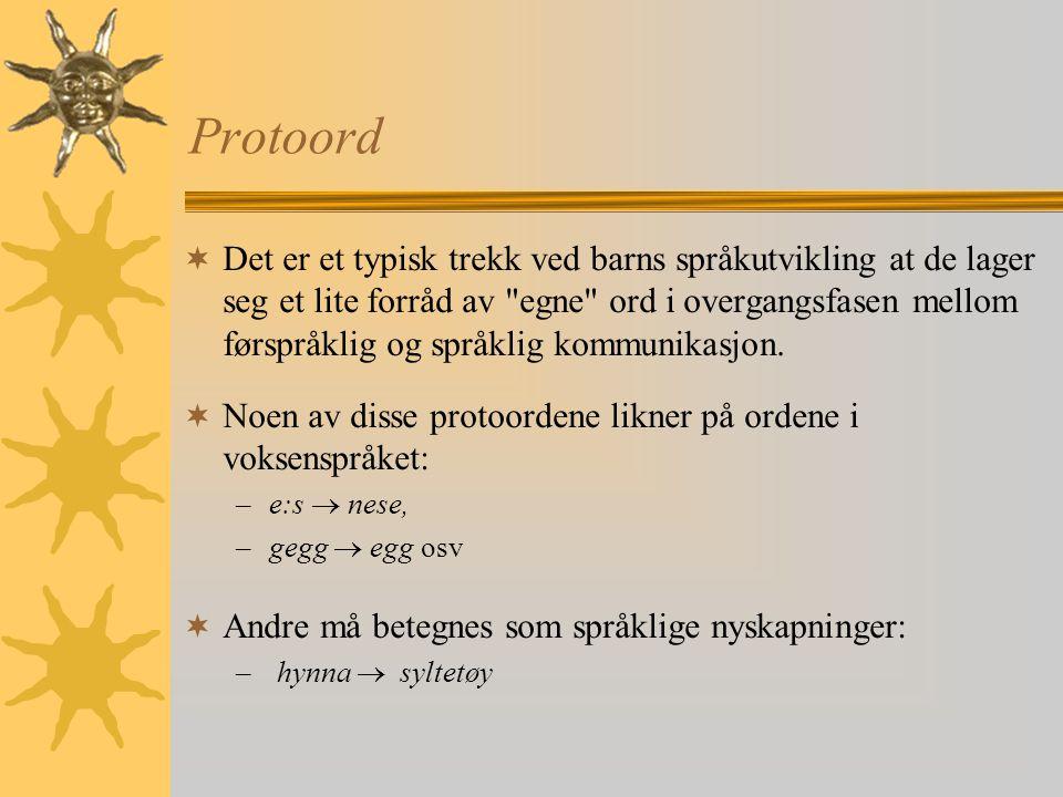 Protoord
