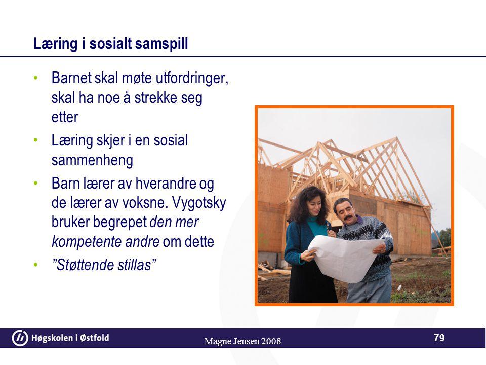 Læring i sosialt samspill
