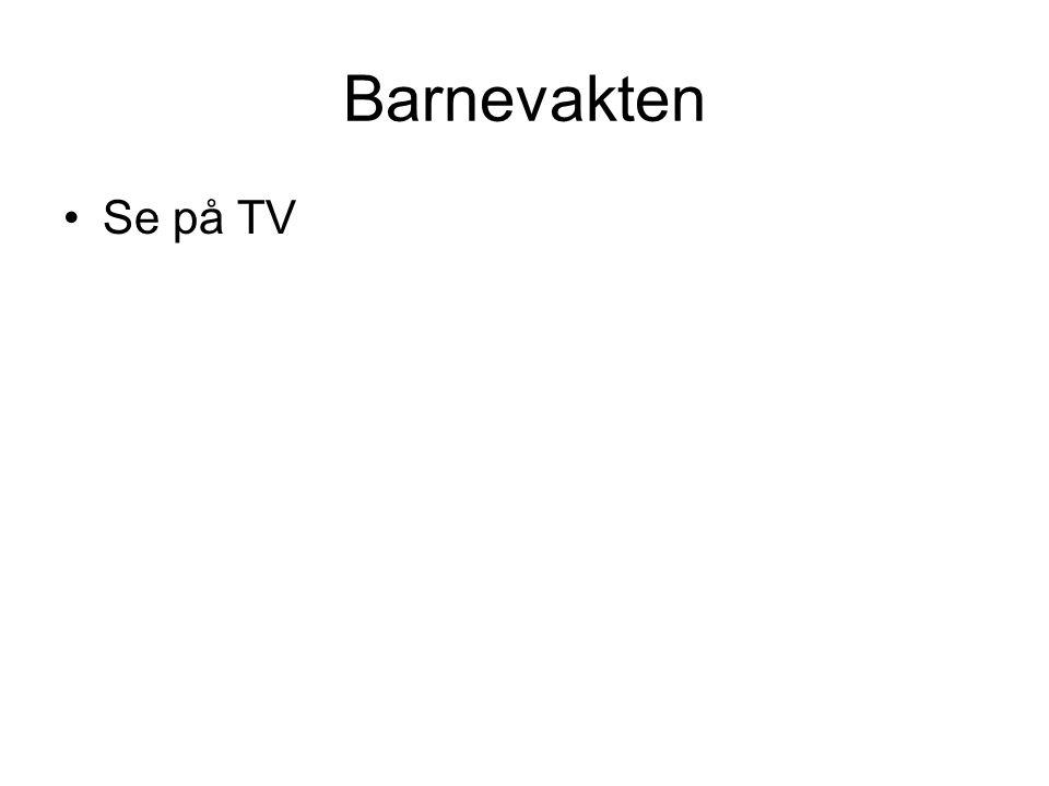Barnevakten Se på TV