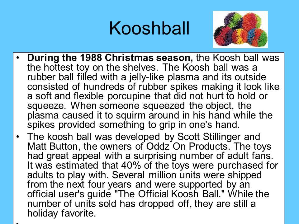 Kooshball