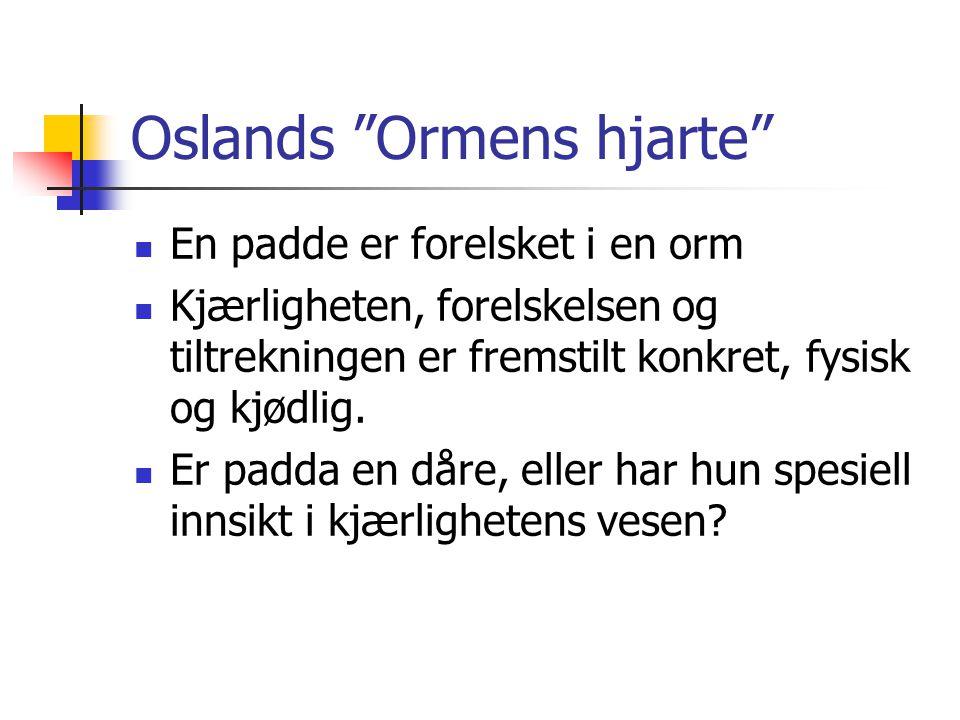 Oslands Ormens hjarte