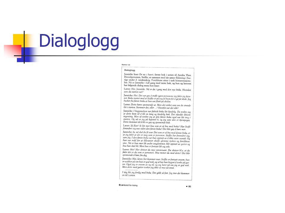 Dialoglogg 25