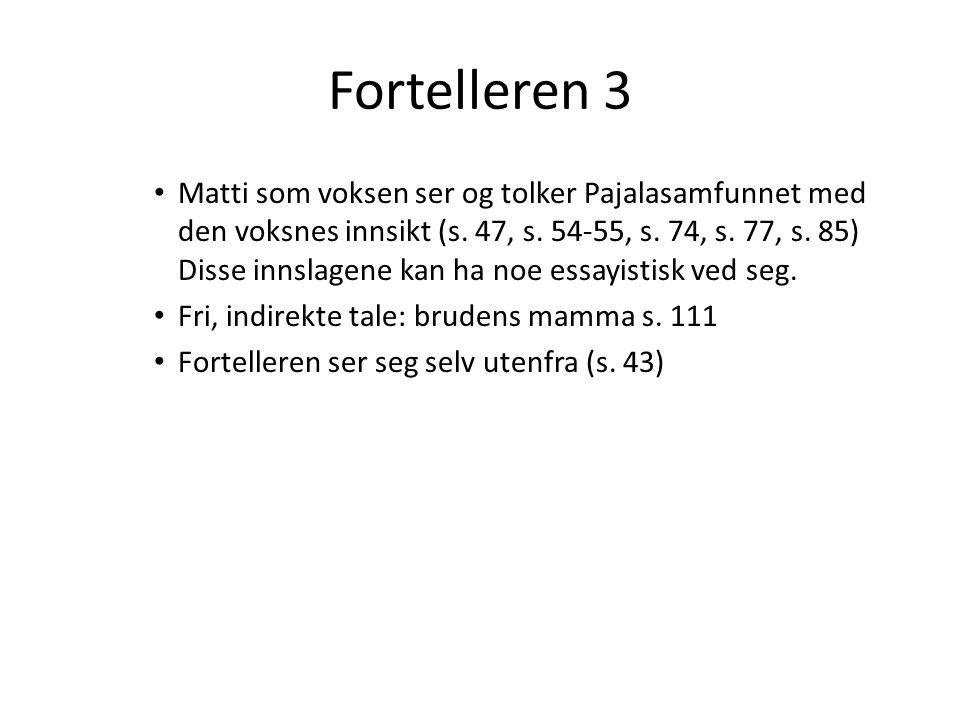 Fortelleren 3