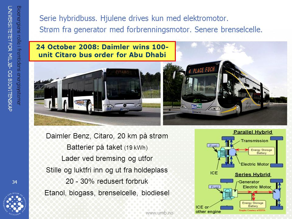 24 October 2008: Daimler wins 100-unit Citaro bus order for Abu Dhabi