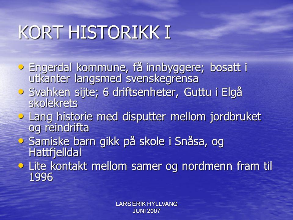 LARS ERIK HYLLVANG JUNI 2007