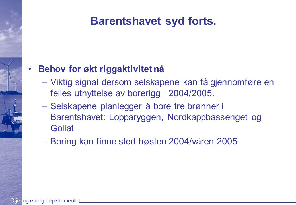 Barentshavet syd forts.