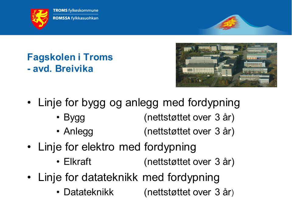 Fagskolen i Troms - avd. Breivika