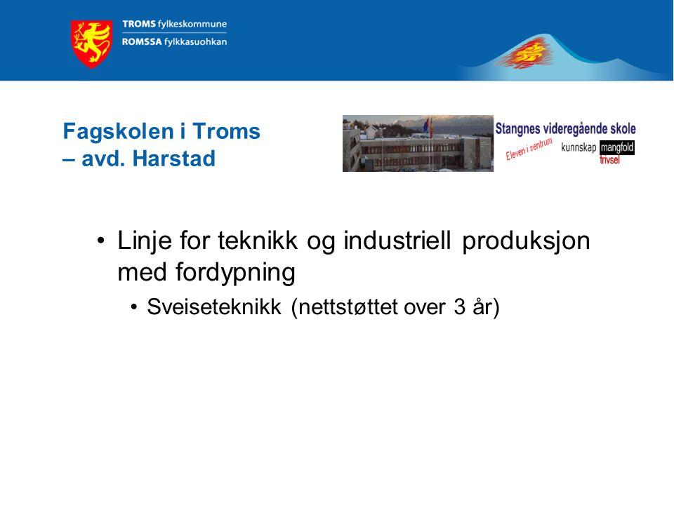Fagskolen i Troms – avd. Harstad