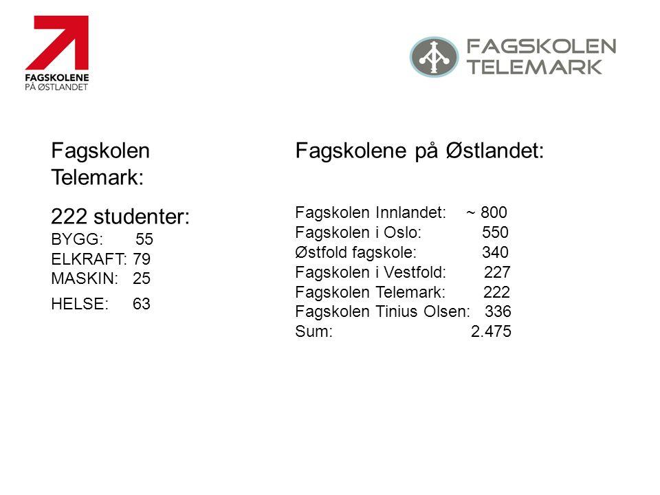 Fagskolene på Østlandet:
