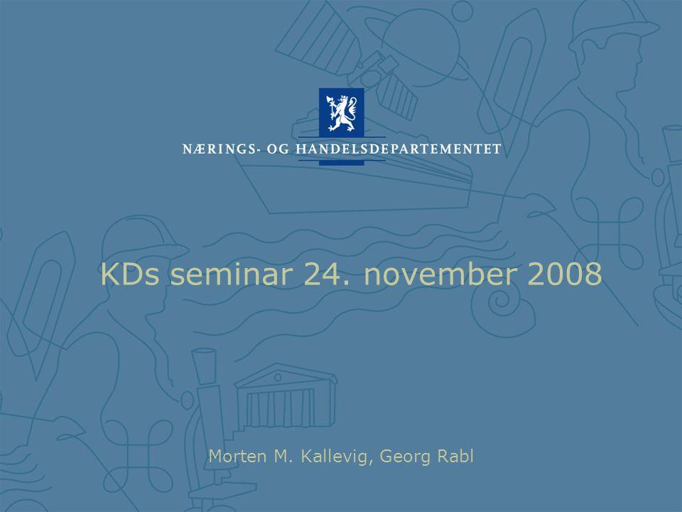 Morten M. Kallevig, Georg Rabl
