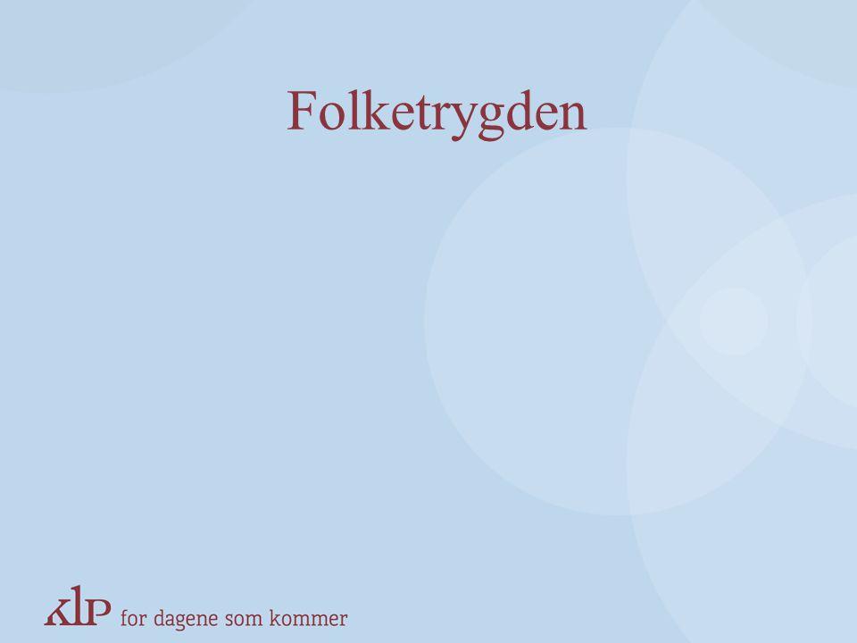 Folketrygden KAPITTELSIDE (Blå, norsk pay-off)