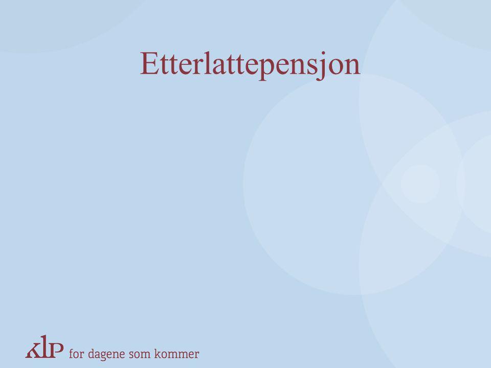 Etterlattepensjon KAPITTELSIDE (Blå, norsk pay-off)