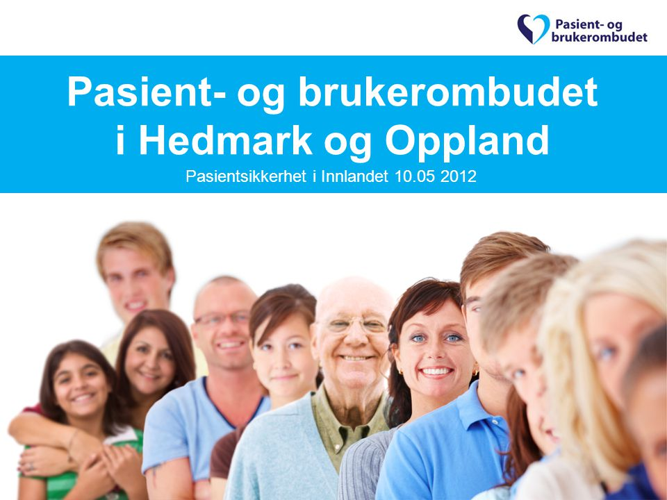 Pasient- og brukerombudet i Hedmark og Oppland