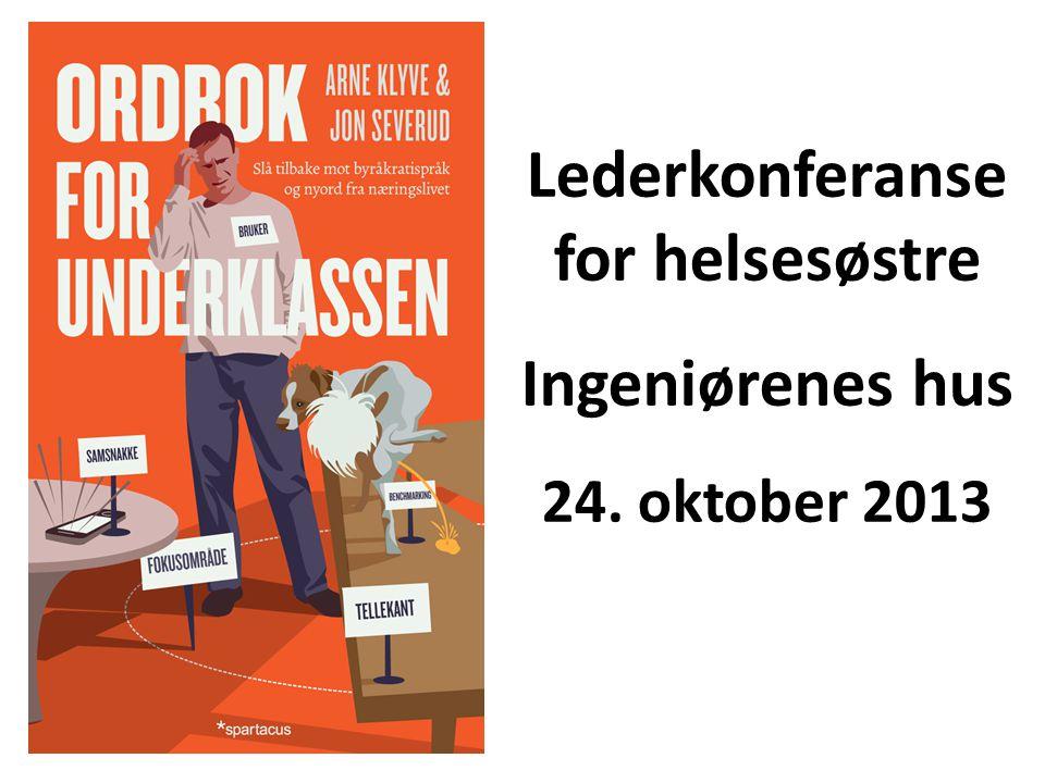 Lederkonferanse for helsesøstre