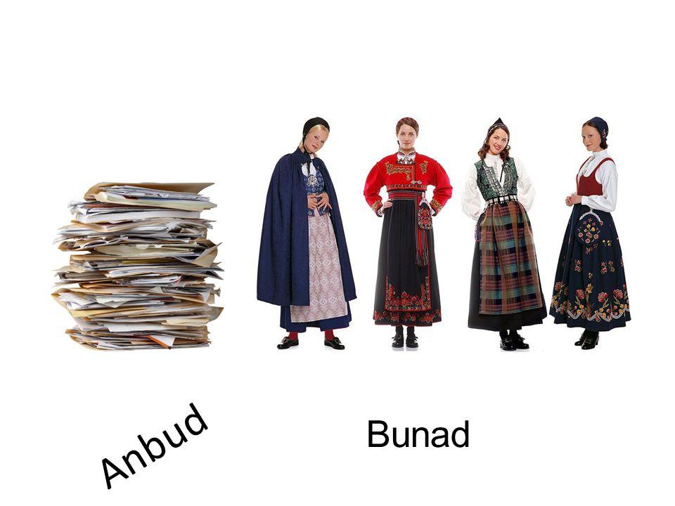 Anbud Bunad