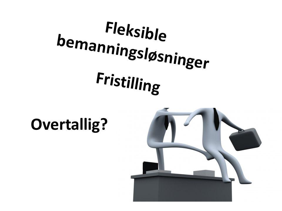 Fleksible bemanningsløsninger