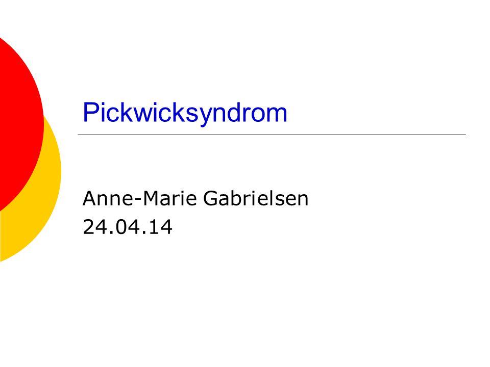 Anne-Marie Gabrielsen 24.04.14