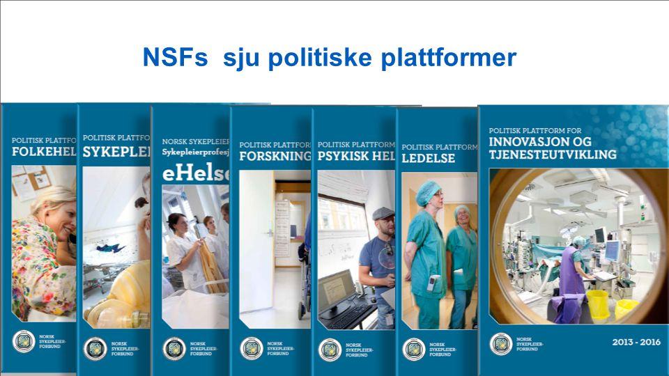 NSFs sju politiske plattformer