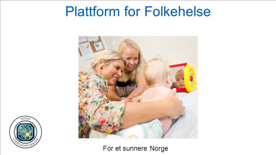 Plattform for Folkehelse