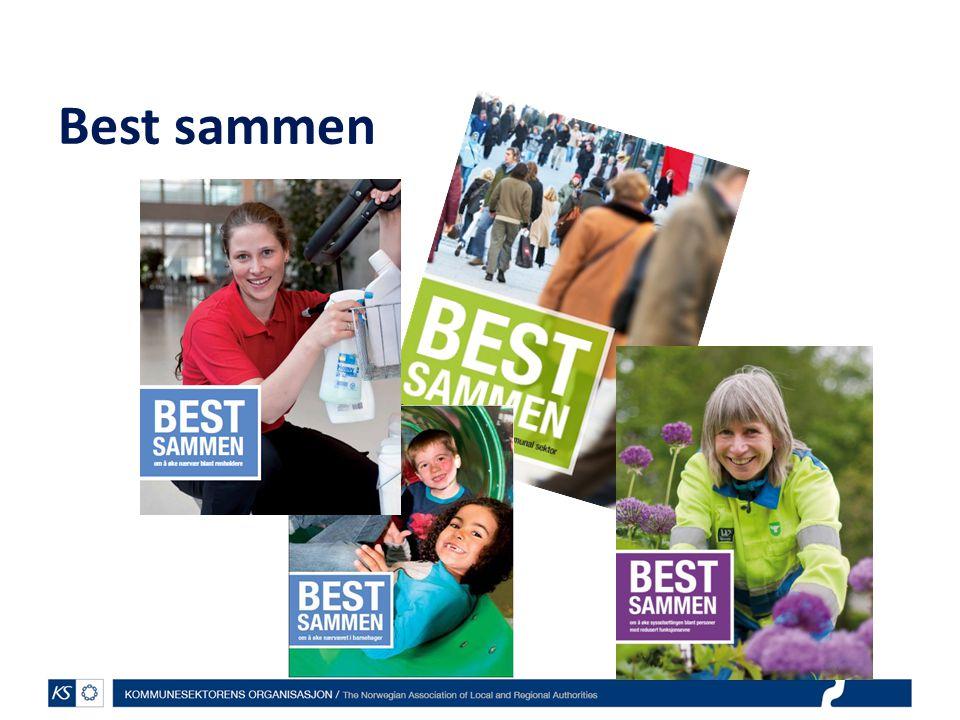 Best sammen 14.10.2009 KS Arbeidsgiverutvikling