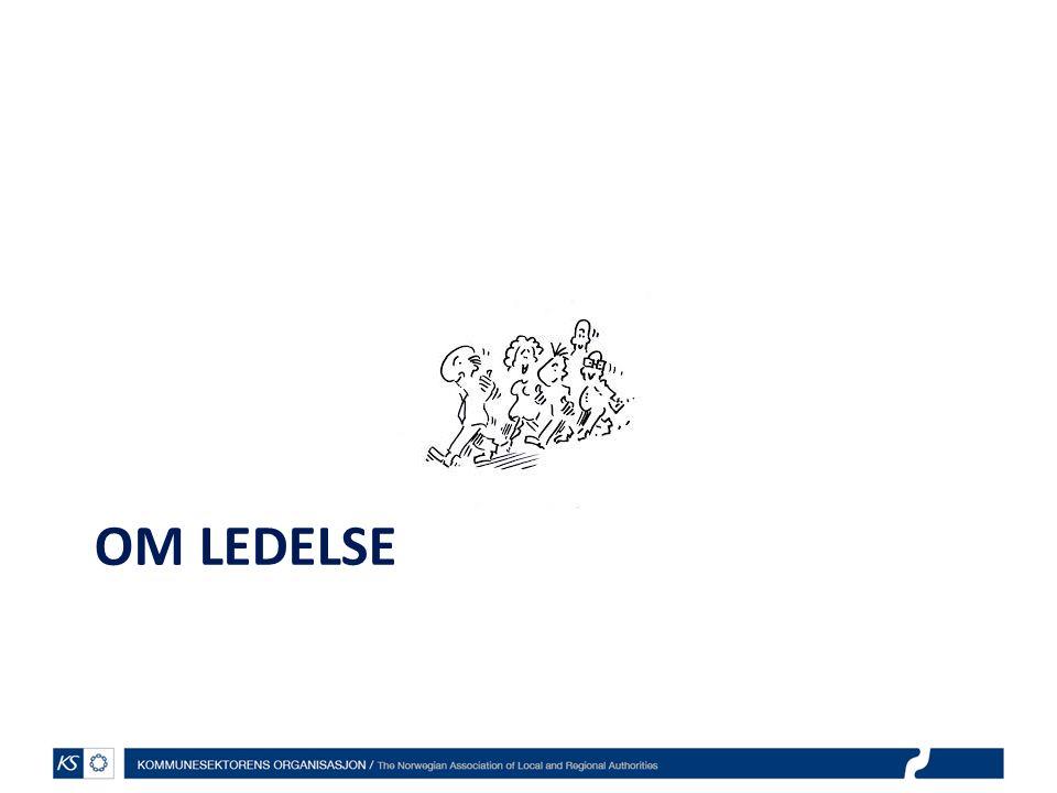 Om LEDELSE