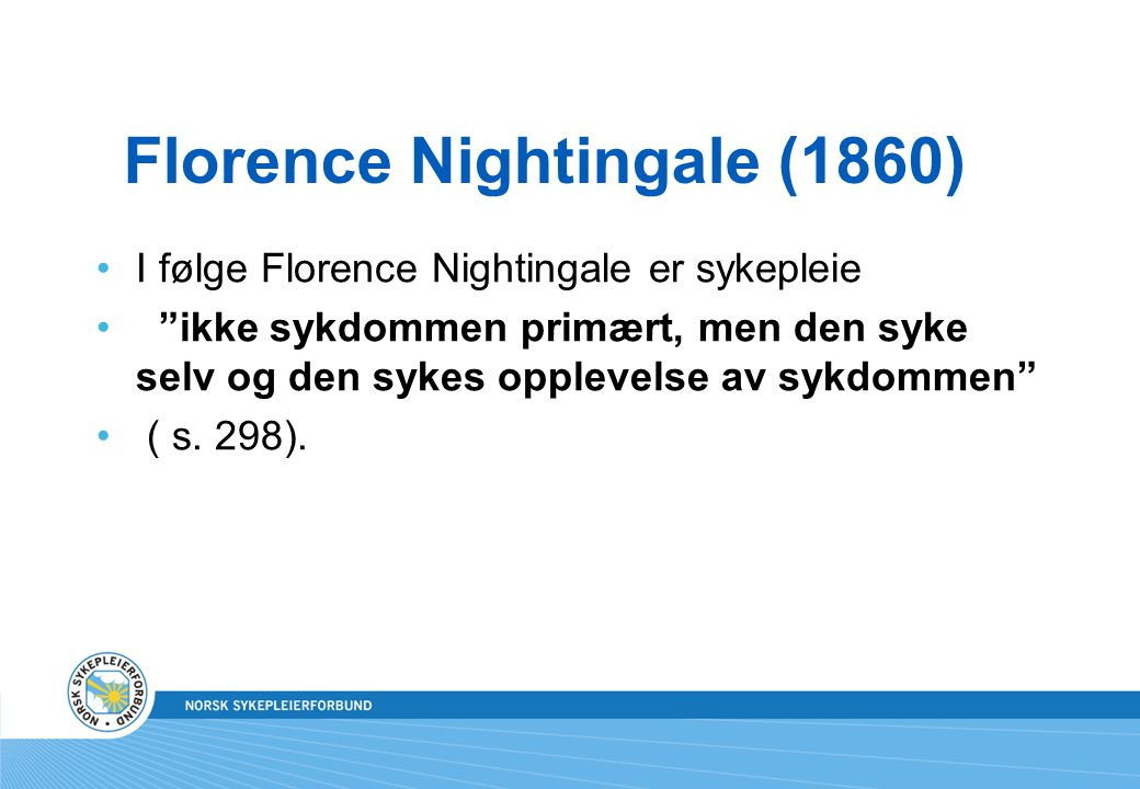 Florence Nightingale (1860)