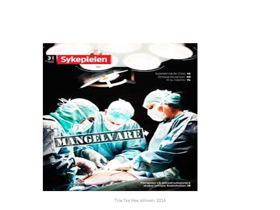 Det er i dag stor mangel på flere grupper spesialsykepleiere og særlig gjelder dette gruppen operasjonssykepleiere.