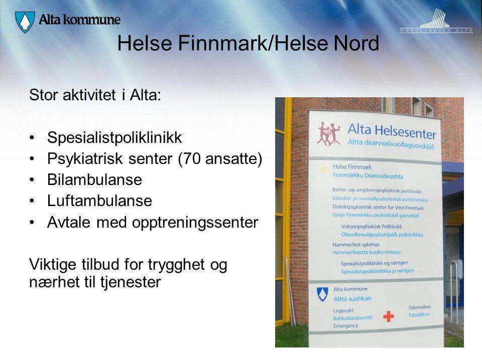 Helse Finnmark/Helse Nord