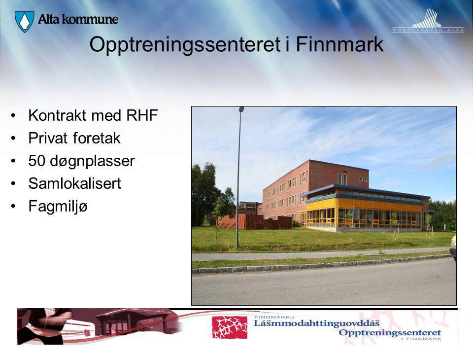 Opptreningssenteret i Finnmark