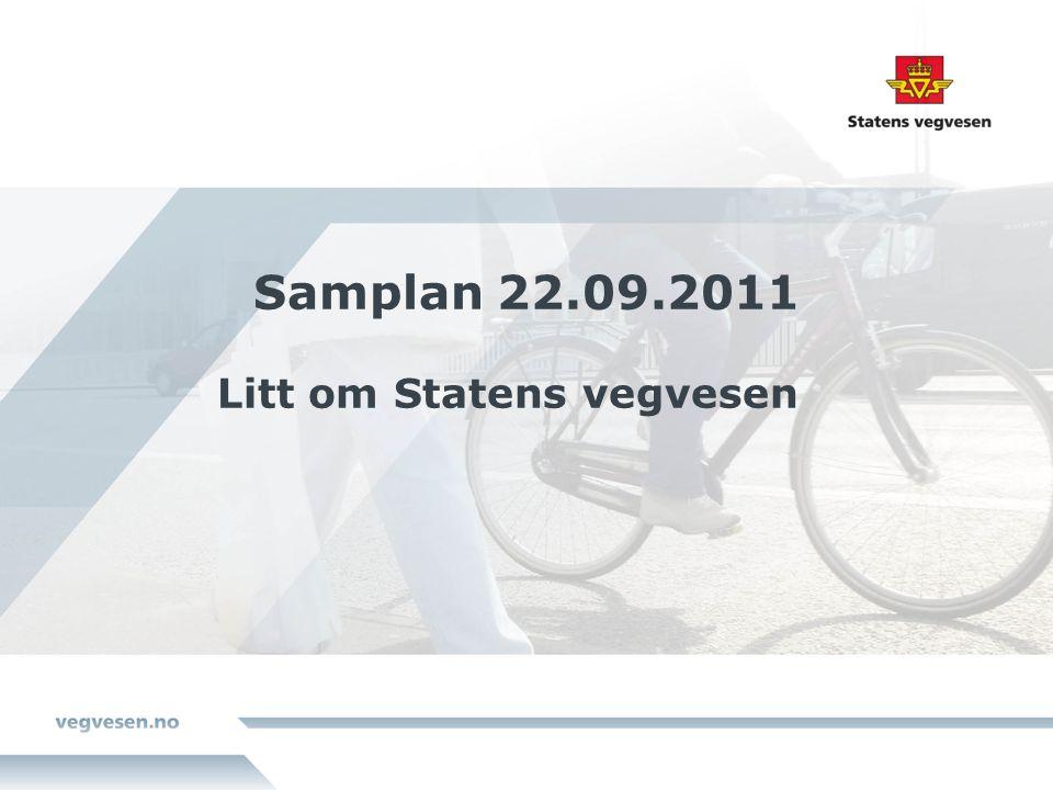 Litt om Statens vegvesen
