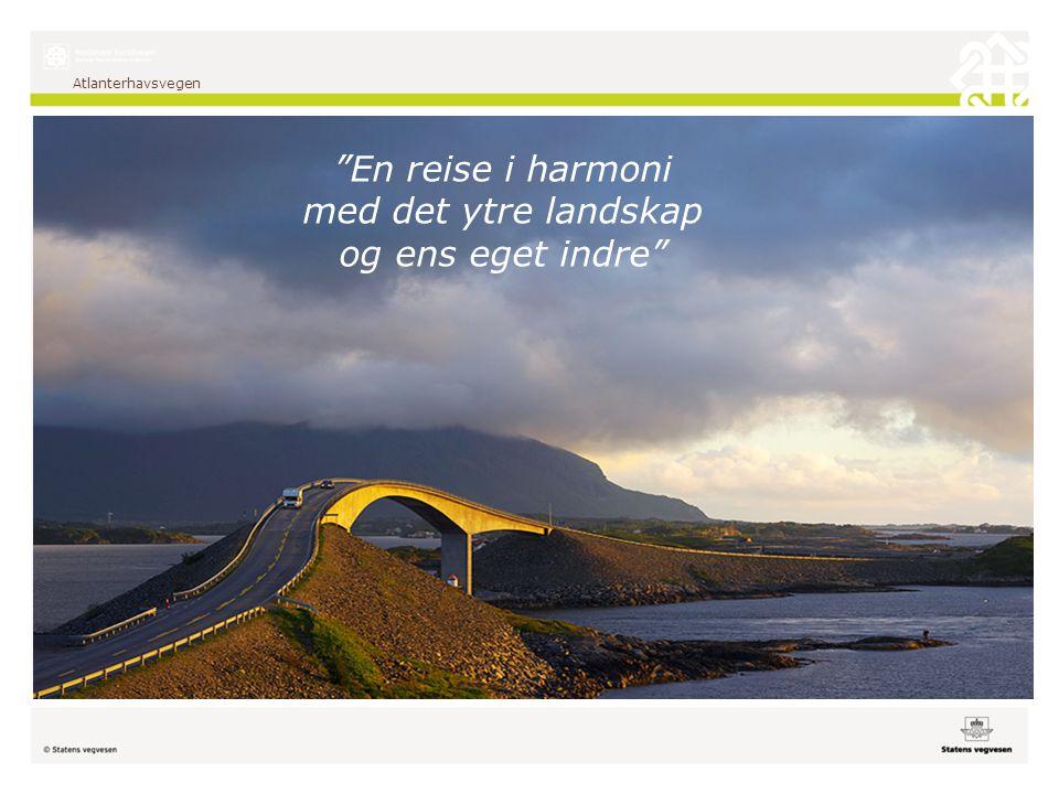 En reise i harmoni med det ytre landskap og ens eget indre