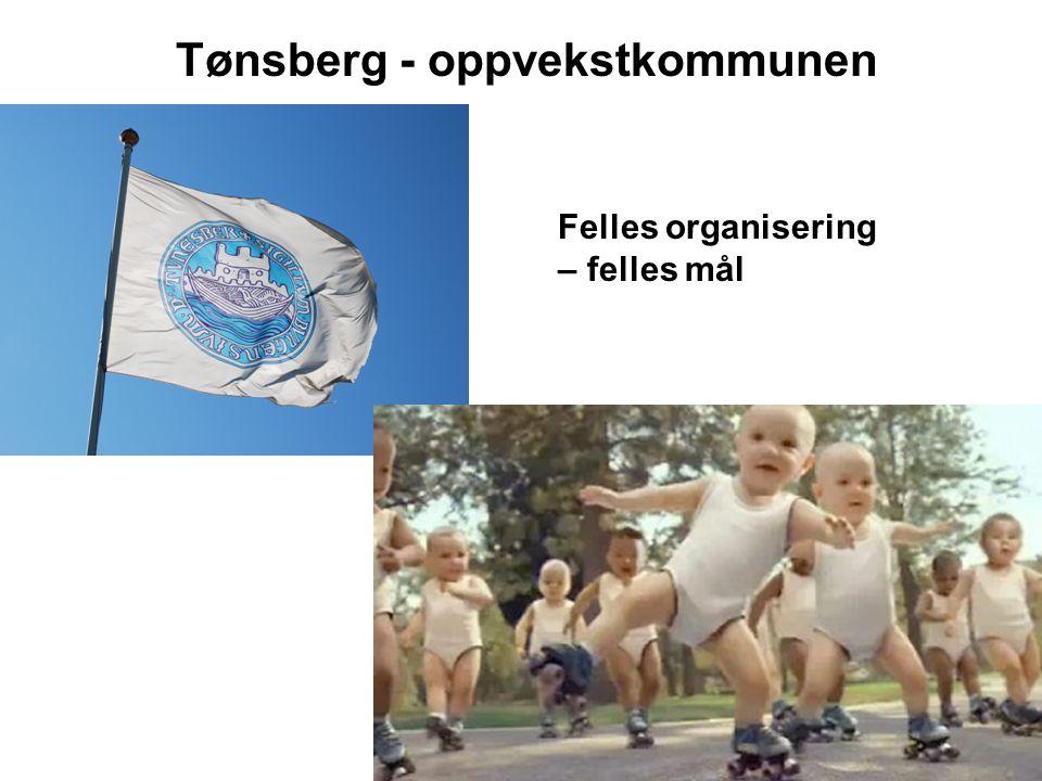Tønsberg - oppvekstkommunen