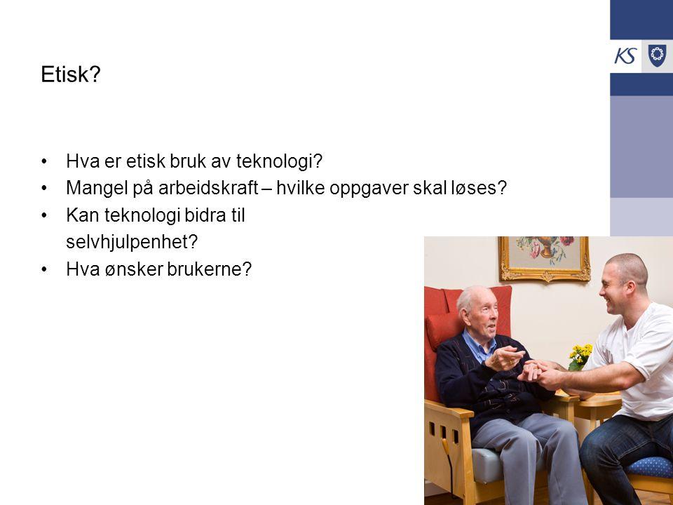Etisk Hva er etisk bruk av teknologi
