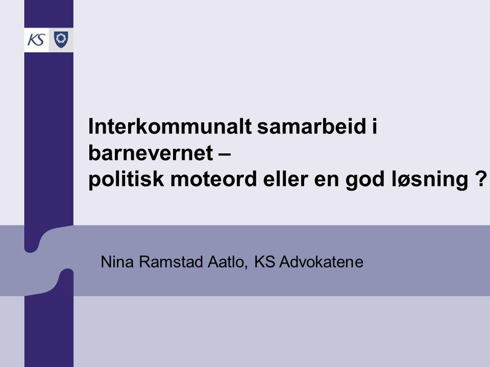Nina Ramstad Aatlo, KS Advokatene