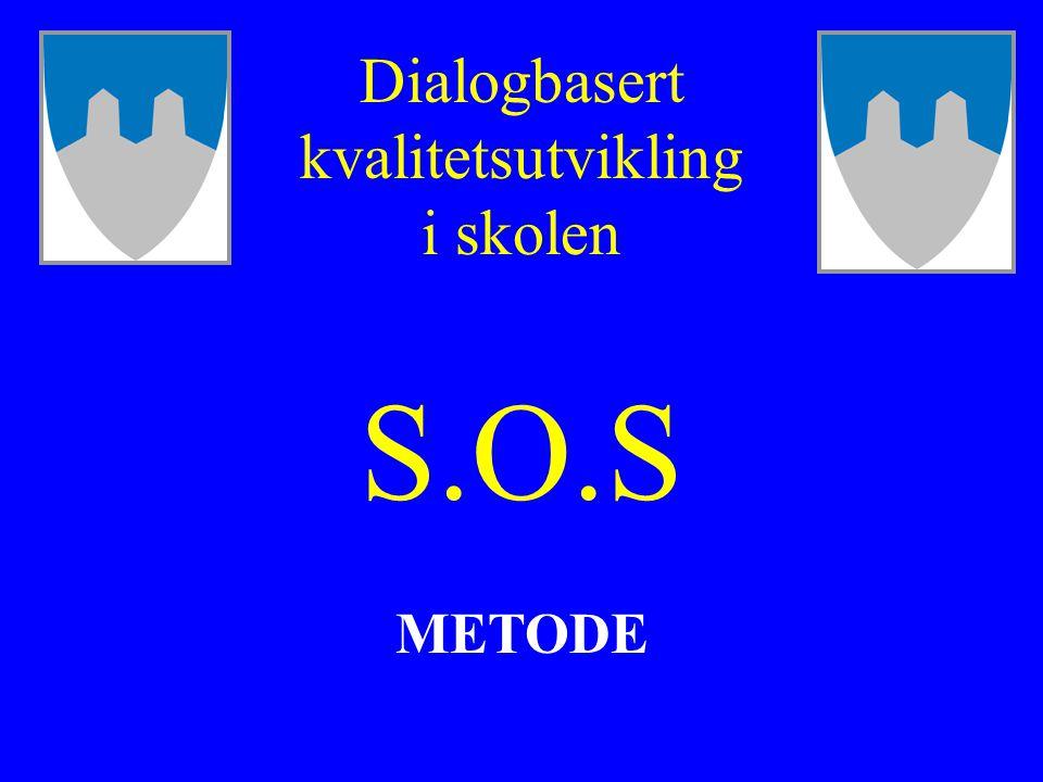 Dialogbasert kvalitetsutvikling i skolen