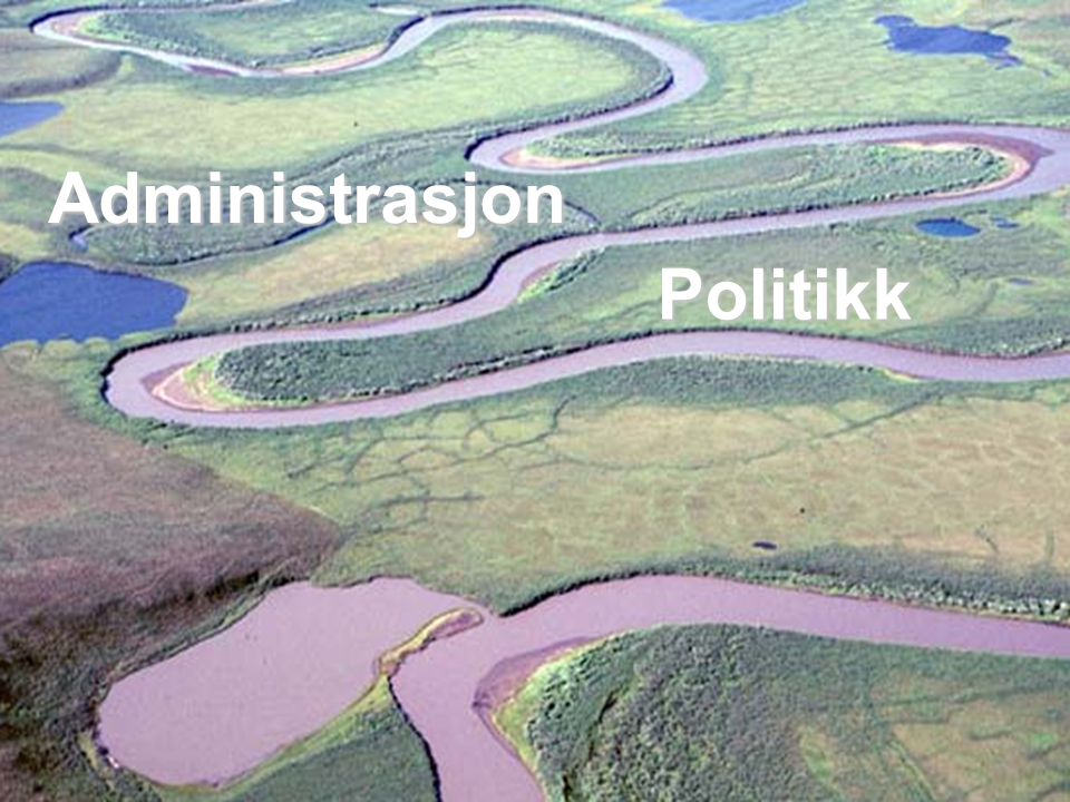 Administrasjon Politikk