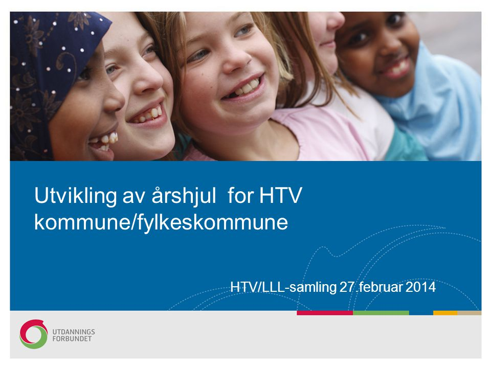 Utvikling av årshjul for HTV kommune/fylkeskommune