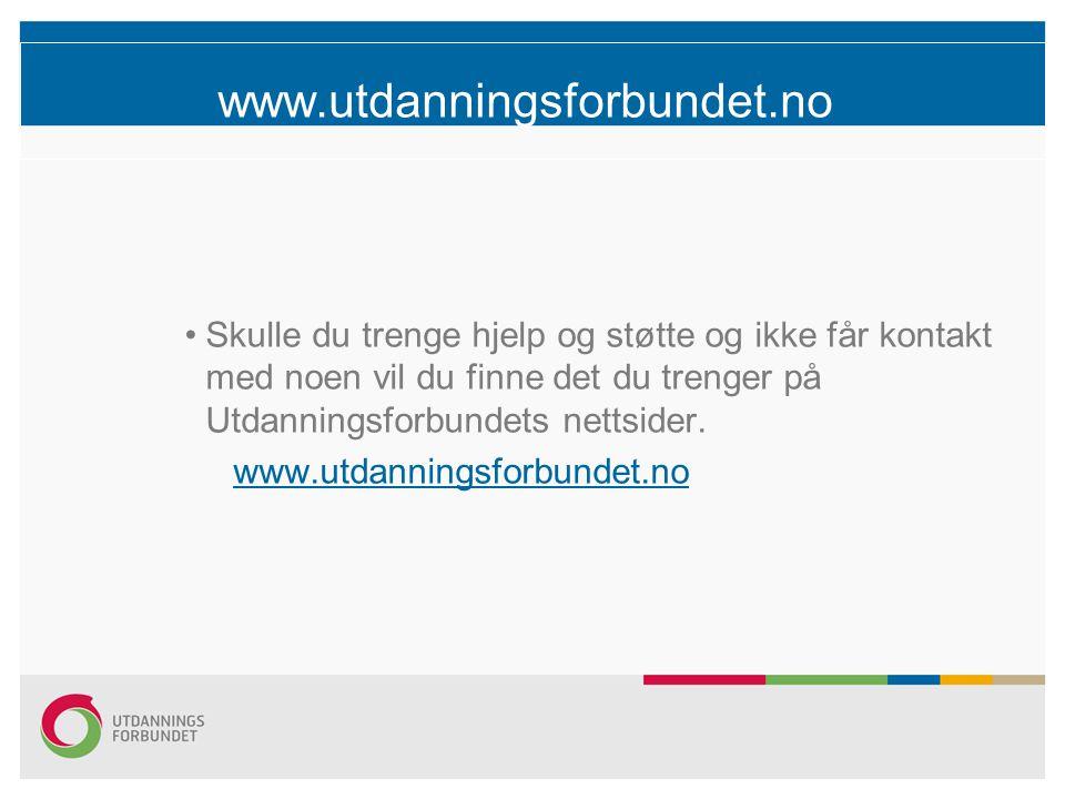 www.utdanningsforbundet.no
