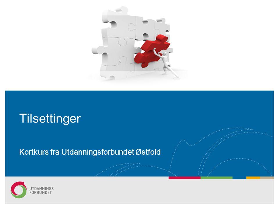 Kortkurs fra Utdanningsforbundet Østfold