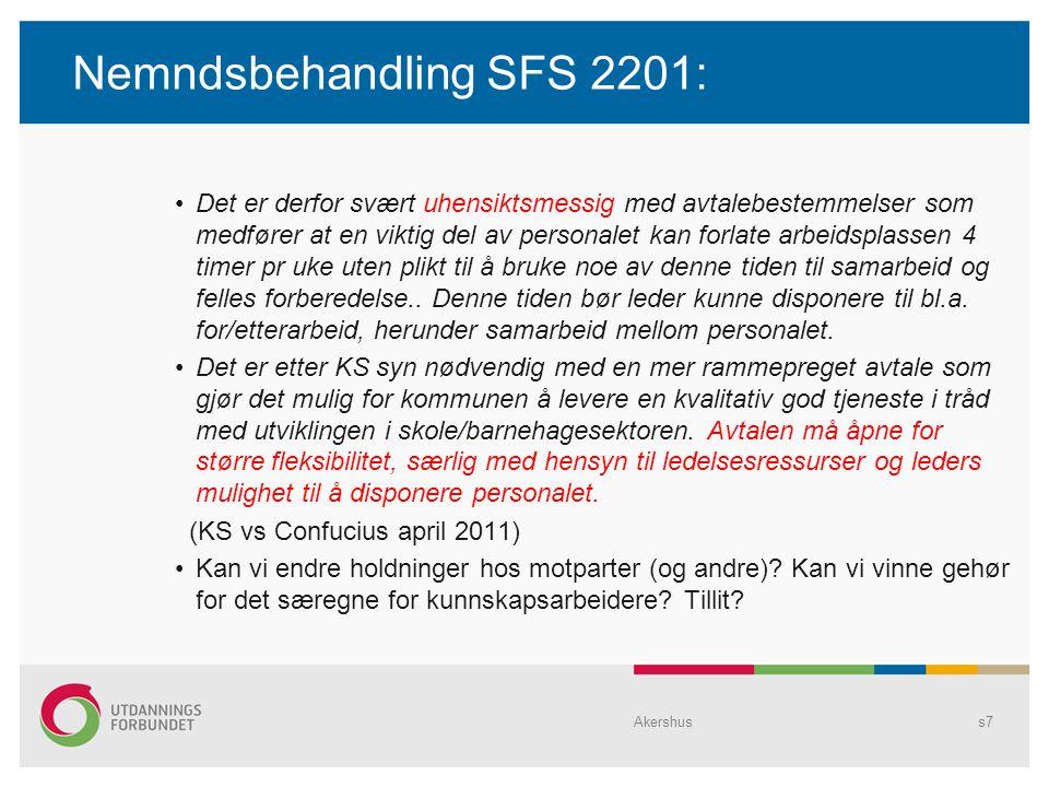 Nemndsbehandling SFS 2201: