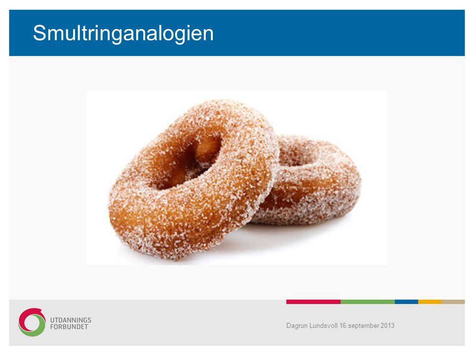 Smultringanalogien Dagrun Lundsvoll 16.september 2013