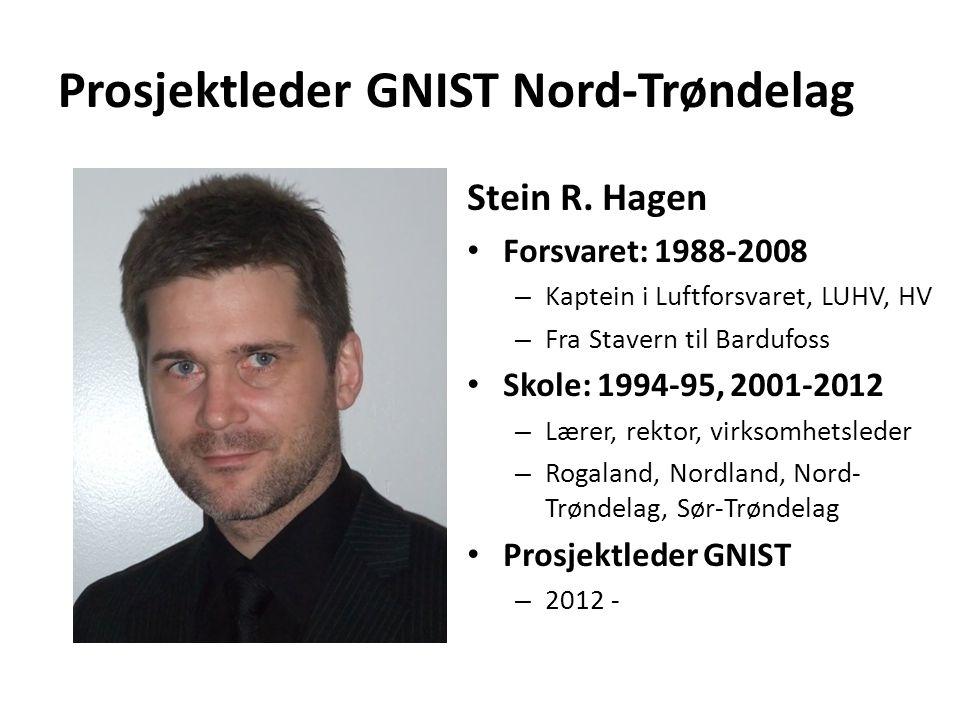 Prosjektleder GNIST Nord-Trøndelag