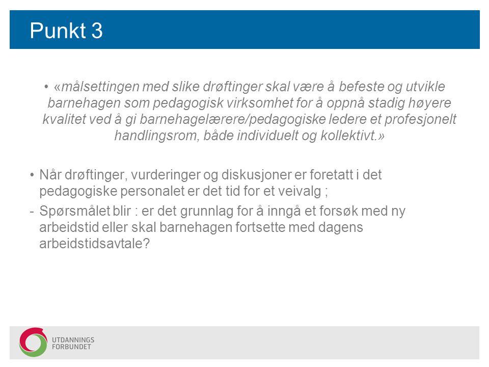 Punkt 3
