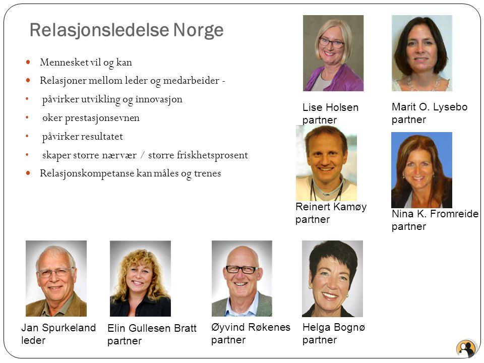 Relasjonsledelse Norge